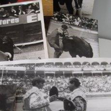 Carteles Toros: # EL CORDOBES # FOTOS ORIGINALES # LA ALTERNATIVA AÑO 1963 # Y MAS... #. Lote 181698421