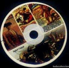 Carteles Toros: CD CARTELES DE TOROS MÁS ANTIGUOS. Lote 183888318
