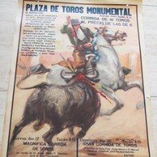 Carteles Toros: CARTEL DE TOROS DE BARCELONA. 17 Y 20 DE SEPTIEMBRE DE 1970. LUIS BARCELÓ, LUIS PARRA JEREZANO, . Lote 186608141