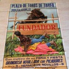 Carteles Toros: CARTEL DE TOROES . Lote 187371173