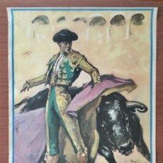 Carteles Toros: CARTEL TOROS TARRAGONA. TROFEO COSTA DORADA.1968.. Lote 189544702