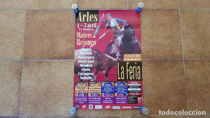 CARTEL PLAZA DE TOROS DE ARLÉS (1999) FRANCIA (Coleccionismo - Carteles Gran Formato - Carteles Toros)