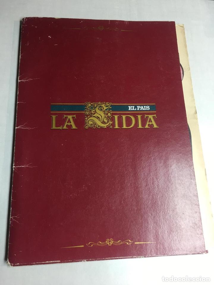 EL PAIS - LA LIDIA - 27 LAMINAS POR EL PERIODICO - 27X39CM (Coleccionismo - Carteles Gran Formato - Carteles Toros)