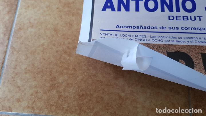 Carteles Toros: CARTEL PLAZA DE TOROS DE VALENCIA (1992) - Foto 2 - 194599737
