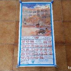 Carteles Toros: CARTEL PLAZA DE TOROS DE MADRID LAS VENTAS (S/F). Lote 194636983