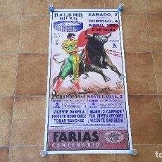 Carteles Toros: CARTEL PLAZA DE TOROS DE VALENCIA (1993). Lote 195147840