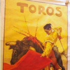 Carteles Toros: CARTEL SIN IMPRIMIR GRAN FORMATO DE RUANO LLOPIS 165 X 120 CM. . Lote 195289078