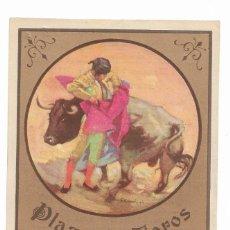 Carteles Toros: ENTRADA PLAZA DE TOROS DE SEVILLA 9 DE JUNIO DE 1929 PLAZA DE TOROS DE SEVILLA DE LA REAL MAESTRANZA. Lote 195334302