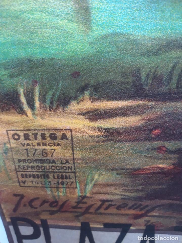 Carteles Toros: Cartel Plaza de toros de Madrid, 1983. Damaso Gonzalez, Niño de la capea, Jose A. Campuzano - Foto 2 - 199981618