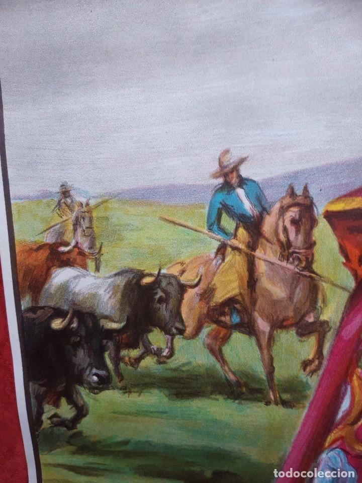 Carteles Toros: Cartel Plaza de toros de Madrid, 1983. Damaso Gonzalez, Niño de la capea, Jose A. Campuzano - Foto 3 - 199981618