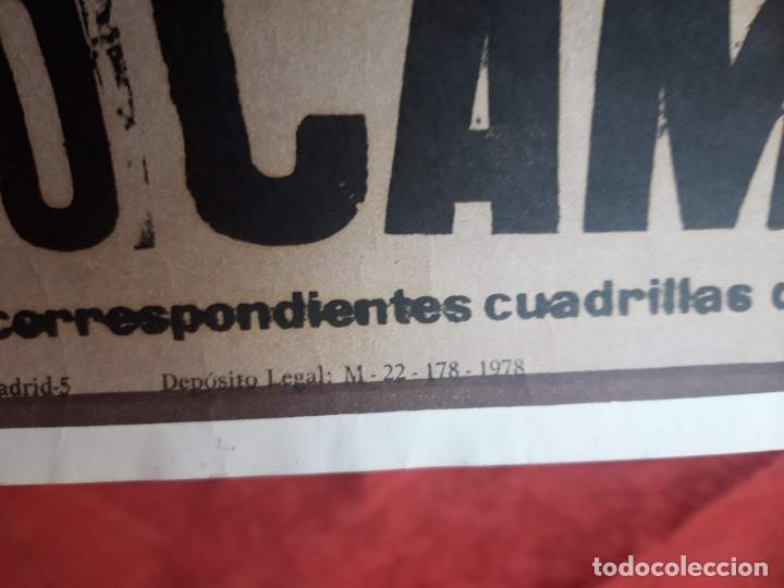 Carteles Toros: Cartel Plaza de toros de Madrid, 1983. Damaso Gonzalez, Niño de la capea, Jose A. Campuzano - Foto 8 - 199981618