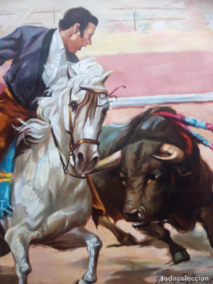 Carteles Toros: Cartel Plaza de toros de Madrid, 1983. - Foto 4 - 199981840