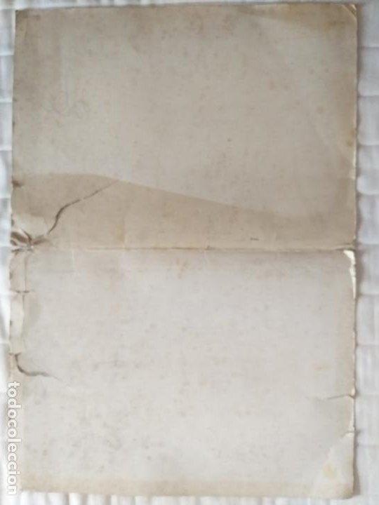 Carteles Toros: CARTEL DE EXPOSICION: LA RIA, MAS COSAS Y ALGUNAS DE TOROS. OLEOS GARCIA CAMPOS. TAMAÑO 76 X 53 CMS - Foto 4 - 213079075