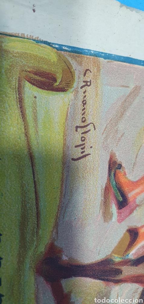 Carteles Toros: CARTELERA TAURINA - TOROS EN MURCIA- DOMINGO 8 DE JULIO 1928 CHICUELO/CAGANCHO Y GITANILLO TRIANA - Foto 4 - 225242686