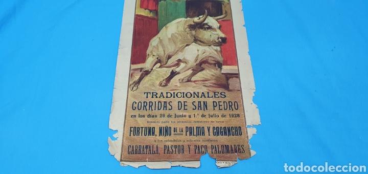 Carteles Toros: CARTELERA TAURINA-TOROS EN ALICANTE - CORRIDAS SAN PEDRO - 29 JUNIO Y 1 JULIO 1 - Foto 3 - 225243640