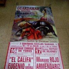 Affissi Tauromachia: GUARDAMAR DEL SEGURA. Lote 227693555