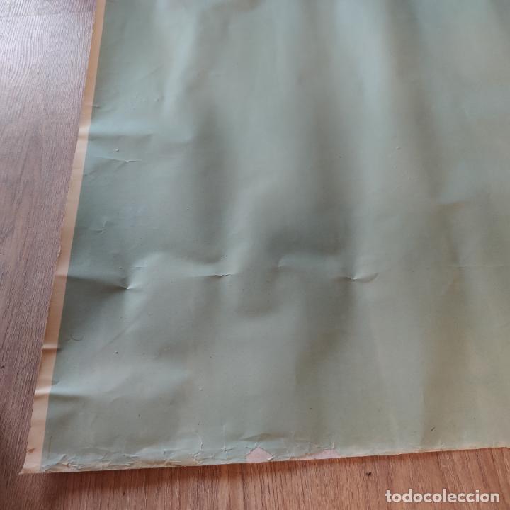Carteles Toros: Enorme cartel taurino de Joselito con 236 cm de largo y 112 cm de ancho. P. de toros de Madrid. - Foto 12 - 253799805