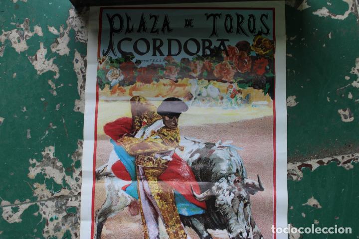 Carteles Toros: cartel de toros plaza cordoba, 1988, original - Foto 2 - 276110208