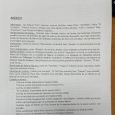 Carteles Toros: UNA DE LAS MAYOR Y MAS COMPLETAS COLECCIONES TAURINA S DE EL MUNDO. Lote 288449363