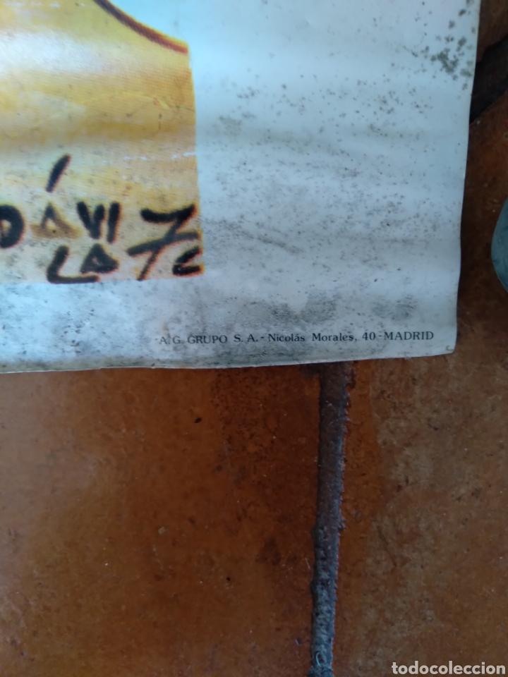 Carteles Toros: Litografía de Dávila Antonio Ordóñez - Foto 6 - 289577023