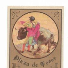 Carteles Toros: CARTEL - PLAZA DE TOROS DE SEVILLA- EL DOMINGO 9 DE JUNIO DE 1929. Lote 289718823