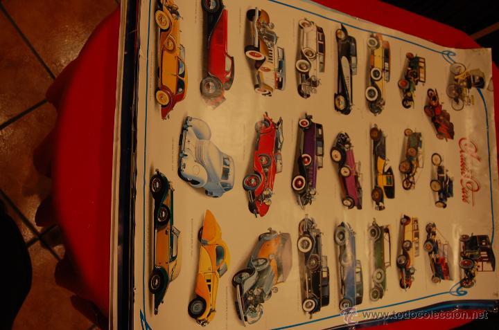 Carteles de Transportes: Póster coches clasicos, medidas: 98X68cm. - Foto 2 - 44775487