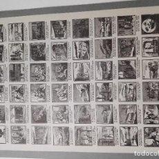 Affissi di Trasporti: AUCA REPRODUCCIÓN 1960S, ESCENAS DEL FERRO-CARRIL DE (1876). Lote 89789920