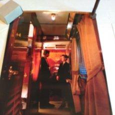 Carteles de Transportes: FERROCARRIL CARTEL PUBLICITARIO GRAN FORMATO. Lote 97886647