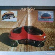 Carteles de Transportes: POSTER RENAULT RACOON. Lote 156424706