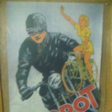 Carteles de Transportes: CARTEL POSTER TERROT. Lote 162165802