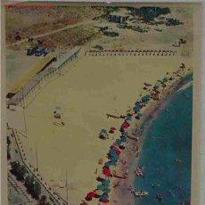 Carteles de Turismo: CARTEL TURISMO CATANZANO ITALIA AÑOS 50. Lote 26065947