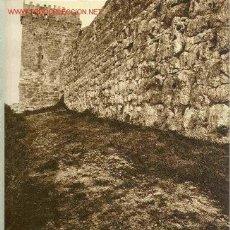 Carteles de Turismo: CARTEL TURISMO TARRAGONA. AÑOS 1920-1930. TONO SEPIA. . Lote 11090391