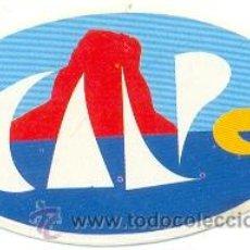 Carteles de Turismo: 24-152. ADHESIVO TURISMO. CALPE. Lote 142083156