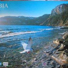 Carteles de Turismo: POSTER - CARTEL : XÀBIA - JÁVEA. 70X50 CM. Lote 11907482
