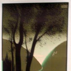 Carteles de Turismo: CARTEL TURISMO BELGICA 1933 DECO , LITOGRAFIA, ILUSTRADOR LEOGARD LEMAIRE , ENTELADO. Lote 22084015