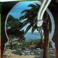 Carteles de Turismo: L'ALGERIE - VOUS ATTEND 1967 ANNE INTERNATIONALE DU TOURISME: PUBLIE PAR LES SOINS DU MINISTERE DU T. Lote 173134505