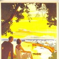 Carteles de Turismo: CARTEL DE TURISMO GRIEGO. Lote 28048356