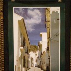 Carteles de Turismo: LOS PUEBLOS BLANCOS DE LA COSTA DEL SOL - DIPUTACIÓN DE MÁLAGA. Lote 32429214