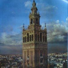 Carteles de Turismo: SEVILLA GIRALDA 1184-1984. Lote 32390789