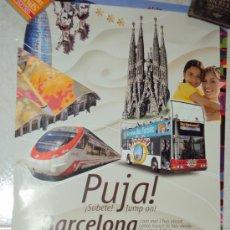 Carteles de Turismo: BARCELONA. BUS TURISTICO . Lote 34485734