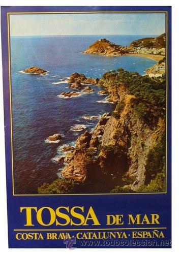 Tossa de mar costa brava catalunya ca 1970 comprar for Oficina de turismo tossa de mar