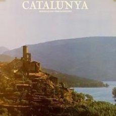 Carteles de Turismo: CATALUNYA. BARONIA DE OÏSME (LA NOGUERA). 1982. A. FORTUNY. 68 X 97 M.. Lote 36181582