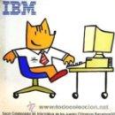 Carteles de Turismo: CARTEL IBM. 1988. MARISCAL.. Lote 36228472