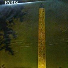 Carteles de Turismo: CARTEL FRANCE.PARIS. ARC CORCORDE ET ARC. FRONVAL. C.1965. TURISMO. 70X100. Lote 36388592