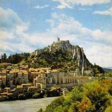Carteles de Turismo: CARTEL FRANCE. PROVENCE. SISTERON. FRONVAL. C.1965. TURISMO. 70X100. Lote 36388682