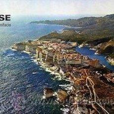Carteles de Turismo: CARTEL FRANCE. CORSE. LE GOLFE DE BONIFACIO. ALAIN PERCEVAL. C.1965. 70X100. Lote 36415977