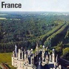 Carteles de Turismo: CARTEL FRANCE. CHATEAUX DE LA LOIRE. CHAMBORD. ALAIN PERCEVAL. C.1965. 70X100. Lote 36416066