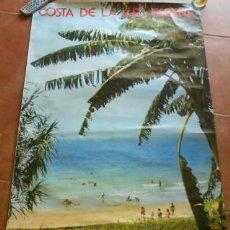 Carteles de Turismo: CARTEL COSTA DE LA LUZ, ESPAÑA. Lote 37957122