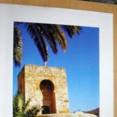 Carteles de Turismo: CARTEL O POSTER DE LA CAPILLA DE LA VIRGEN DE ESPERA DE ANTEQUERA. Lote 45639478