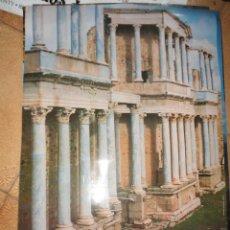 Carteles de Turismo: CARTEL TURISMO EXTREMADURA - MERIDA - BADAJOZ. Lote 50816394